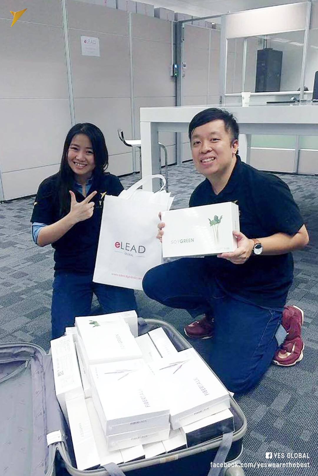 eLEAD Global Limited @ HongKong