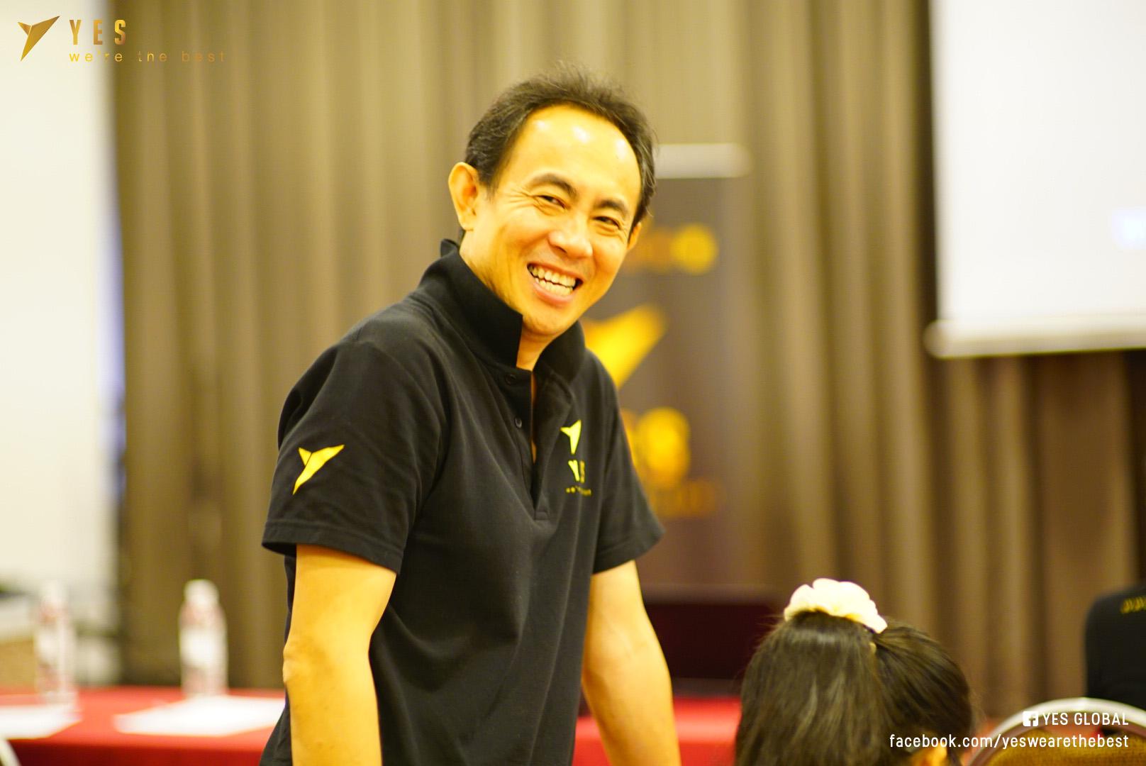 eLEAD by YES GLOBAL@Sarawak 17/7/16