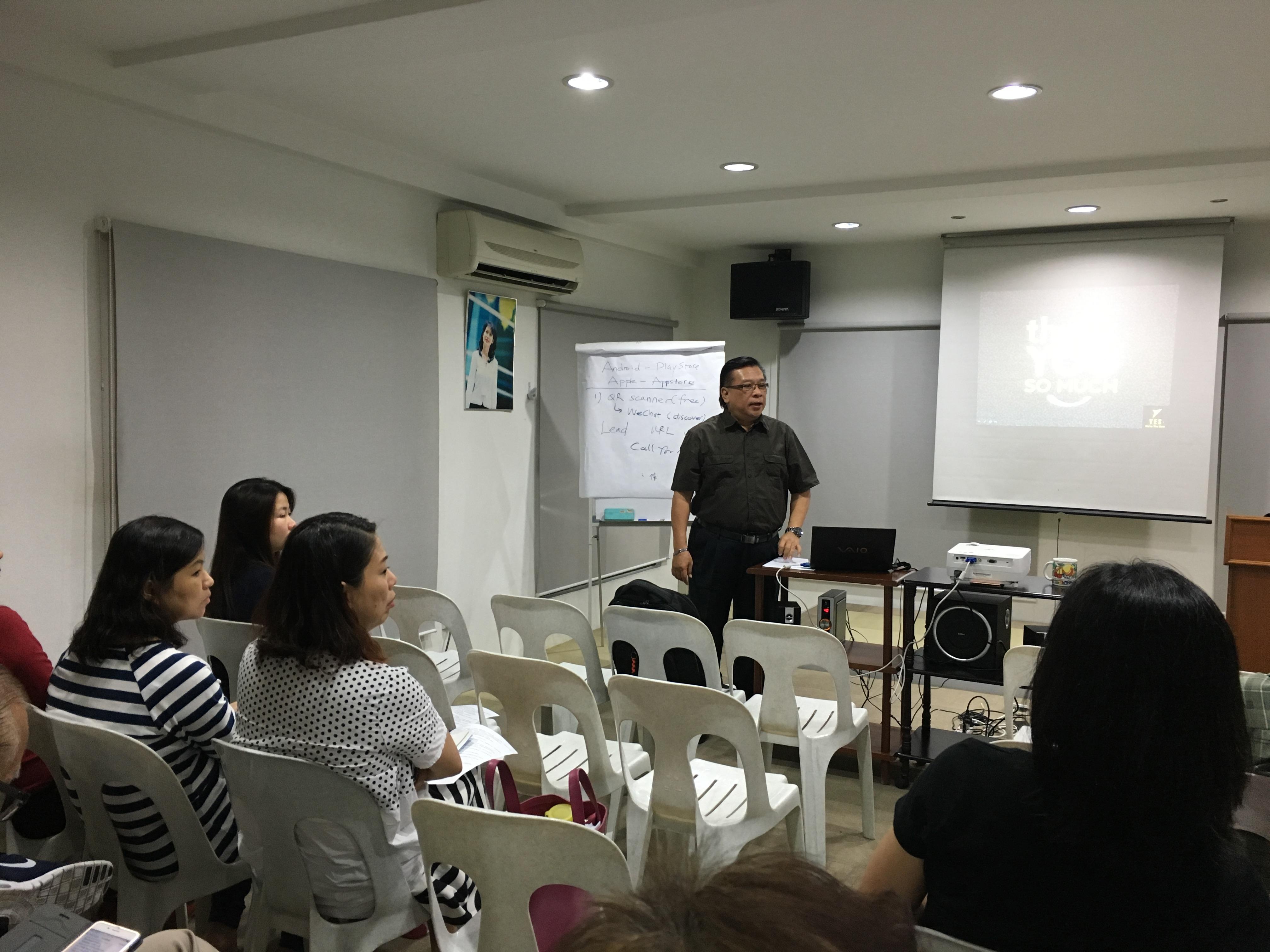 eLEADWorkshop by YES Global @ Kepong
