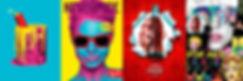 Андрей Павловский. В помощь клиенту. Подборка рекламных материалов в стиле ПОП-АРТ(PopArt)