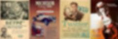 Андрей Павловский. В помощь клиенту. Подборка рекламных материалов в стиле ВИНТАЖ (Vintage Style)
