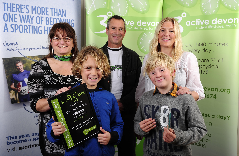 Devon Sports Awards