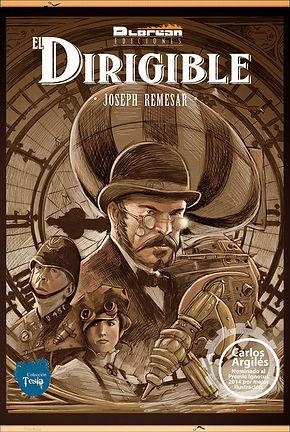 El Dirigible Literatura Steampunk en Español