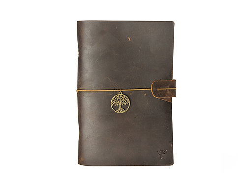 classic ring bound a6 notebook