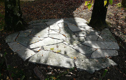 Formwilder Granitbelag