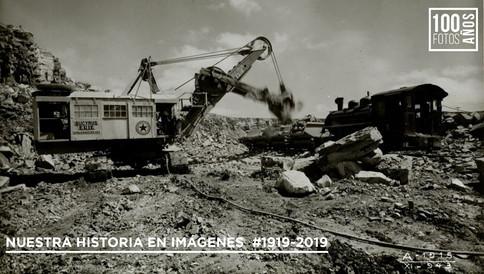 Excavadora cantera