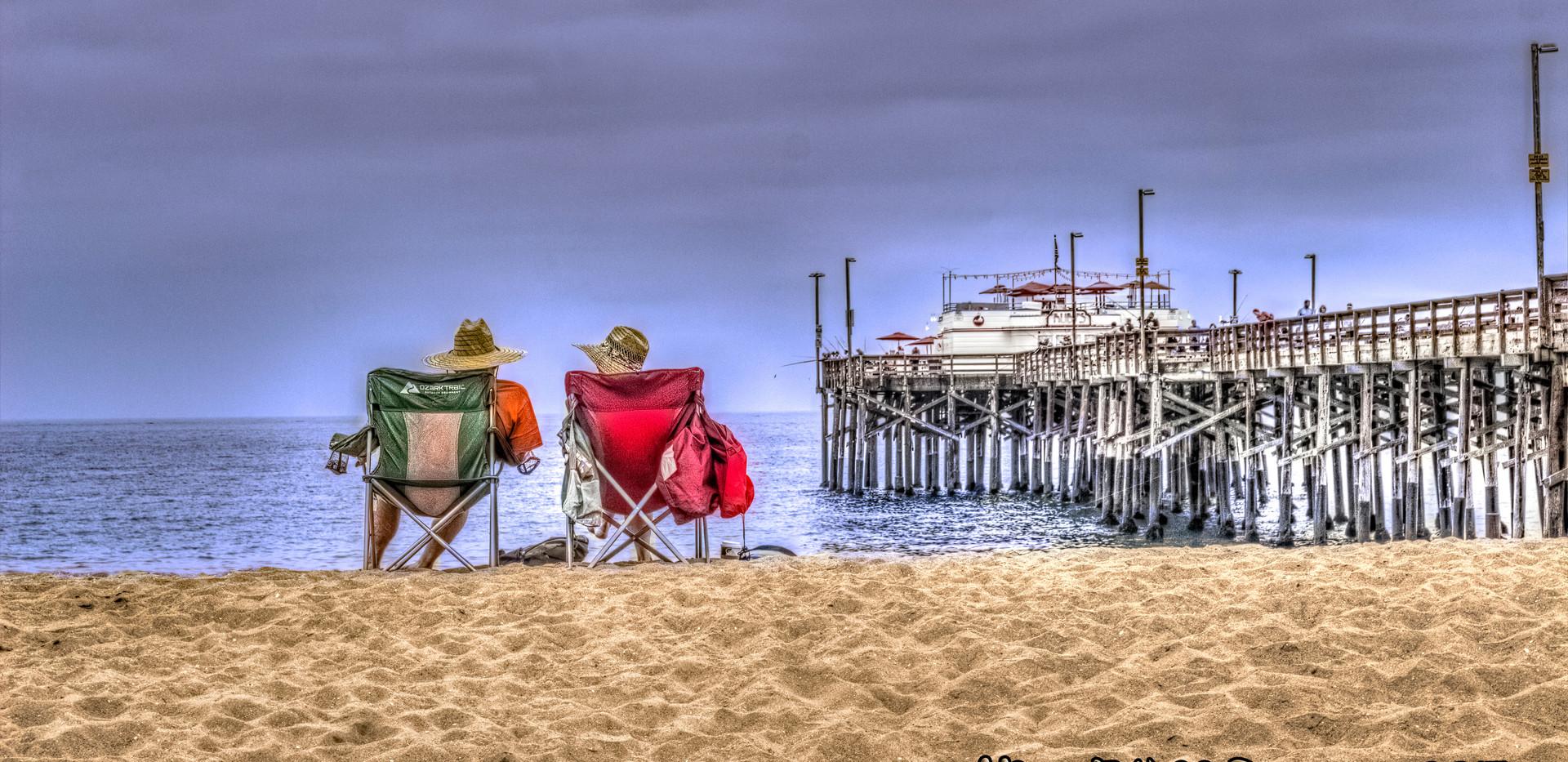 Couple on the Beach 08-22-15