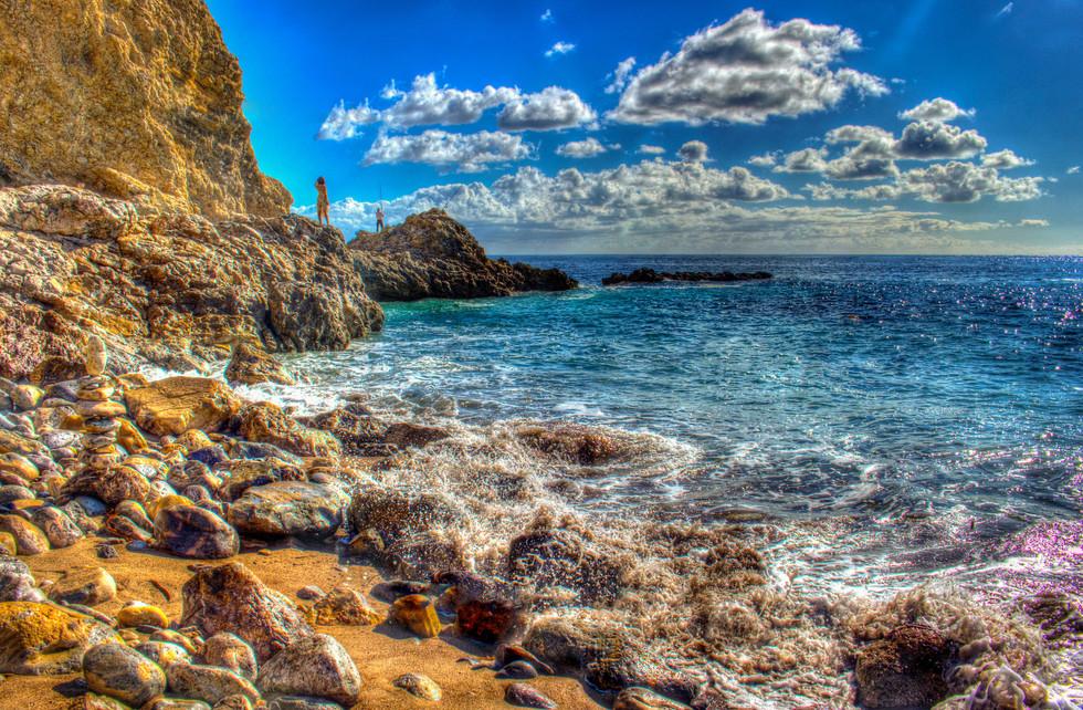 Blue Green Beach 11-26-15