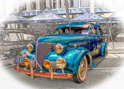Blue 1939 Fleetline