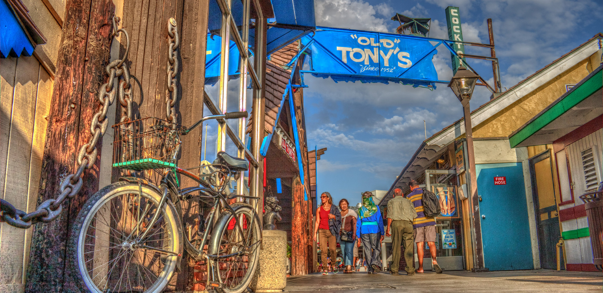 Old Tony's On the Pier 07-30-15