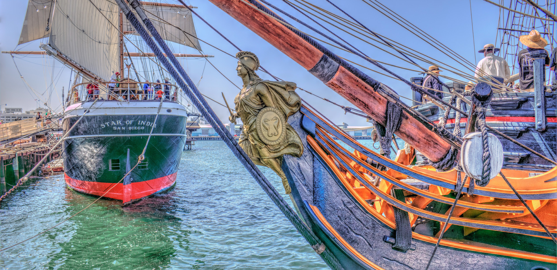 Star of India and Surprise 09-05-15