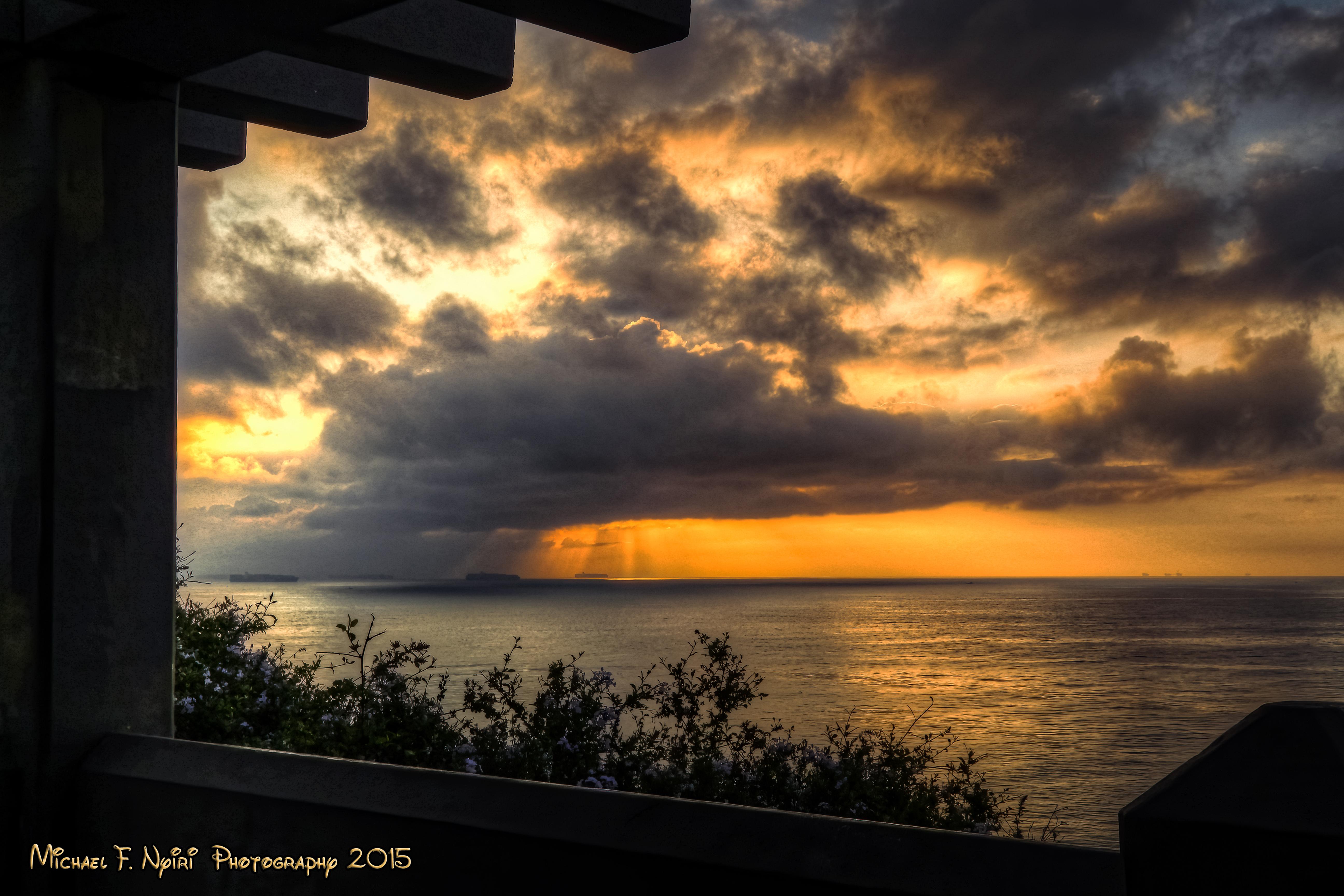 Awesome Sunrise