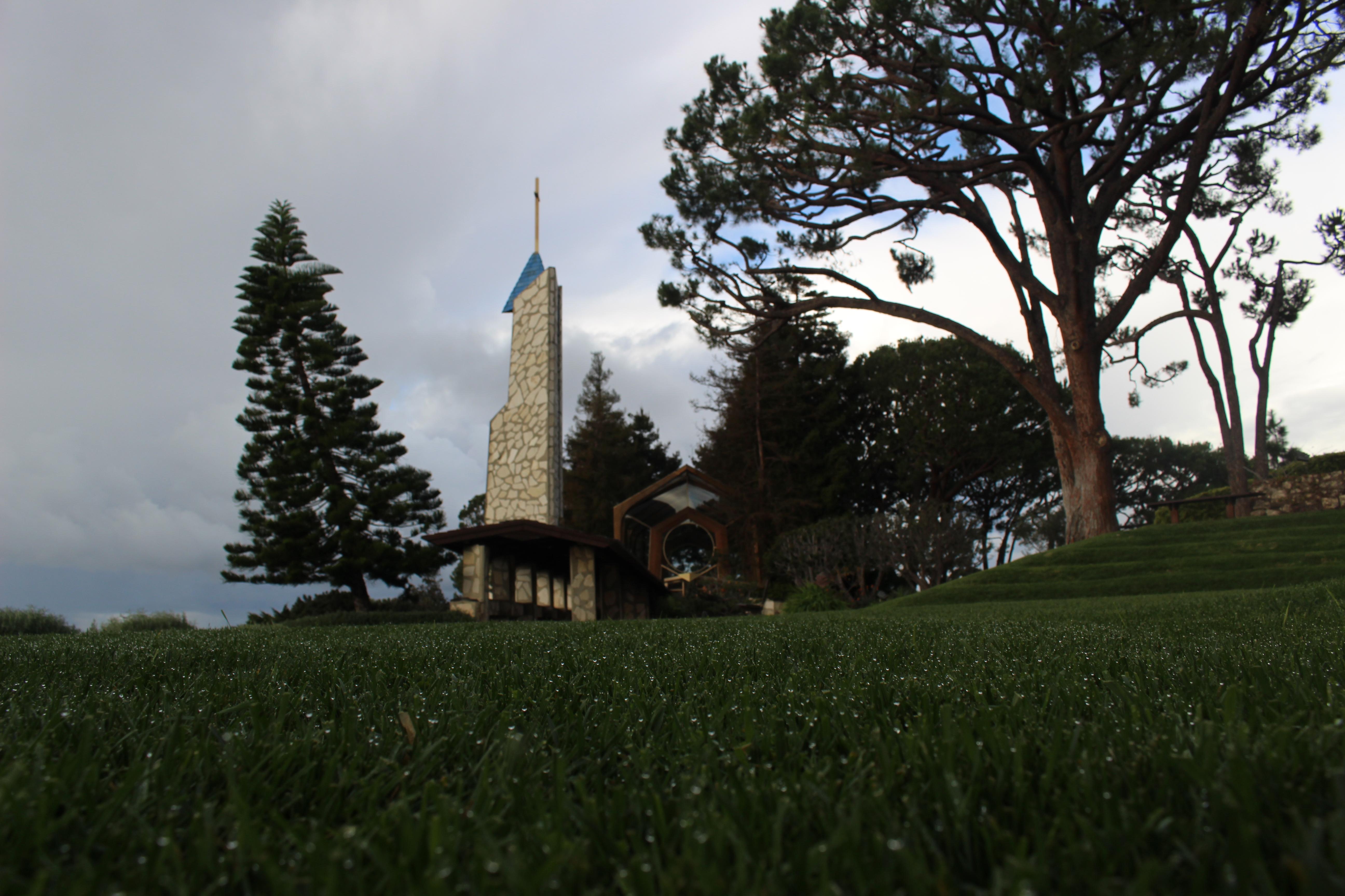 Wayfarer Chapel