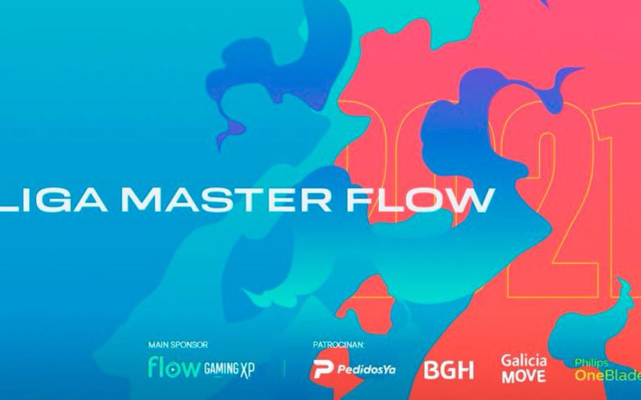 Prepárense porque comienza la Liga Master Flow