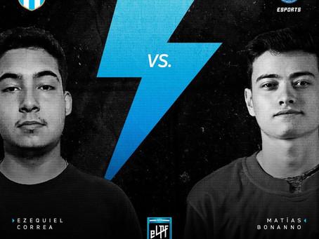 Argentinos Jrs salió campeón del primer torneo de la eLPF FIFA 21