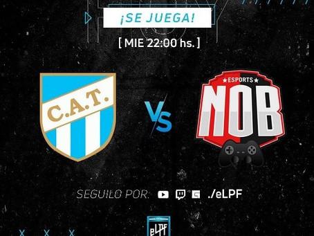 Atlético de Tucumán y Central de Córdoba son los primeros Semifinalistas de la eLPF FIFA 21