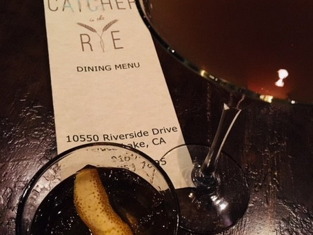 Night Out: Catcher in the Rye
