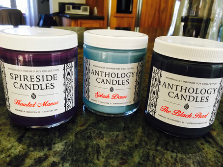 Product Feature: Spireside Candles