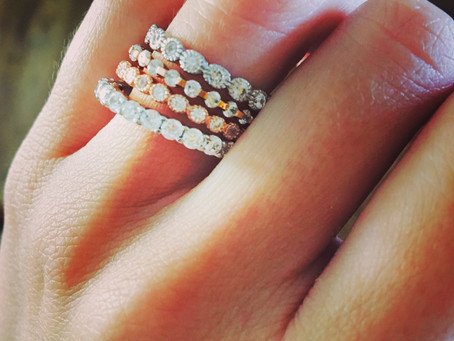 Product Feature: Everly Rings