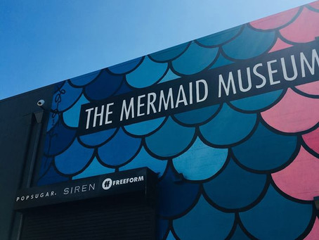 Saturday Outing: Mermaid Museum