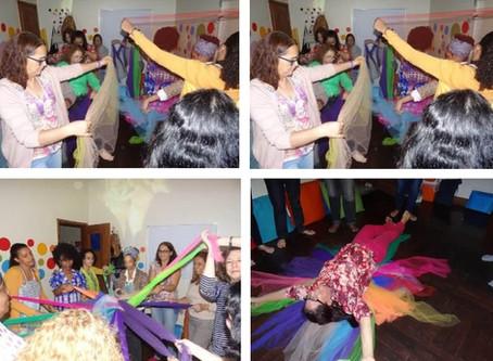 A Dança e o Movimento Corporal no Trabalho Arteterapêutico
