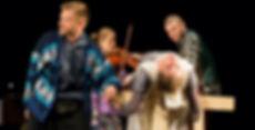 El valahová | Forte Társulat | Krisztik Csaba, Hojsza Henrietta, Widder Kristóf | fotó: Kállai-Tóth Anett