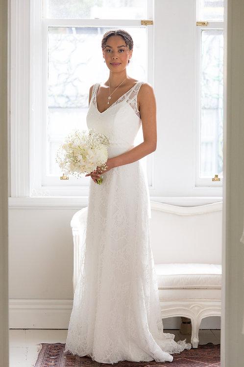 V-Neck Josephine Dress