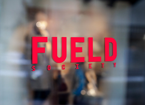 Fueld Society Script - Red