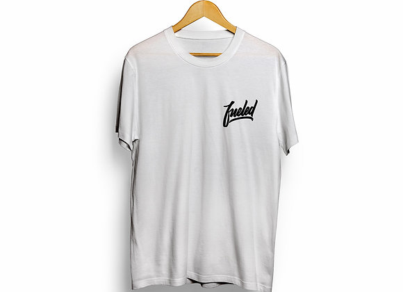 Fueled Tee - White