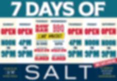 7 Days Schedule