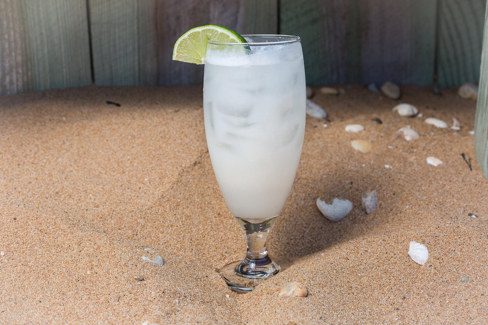 lime in de coconut