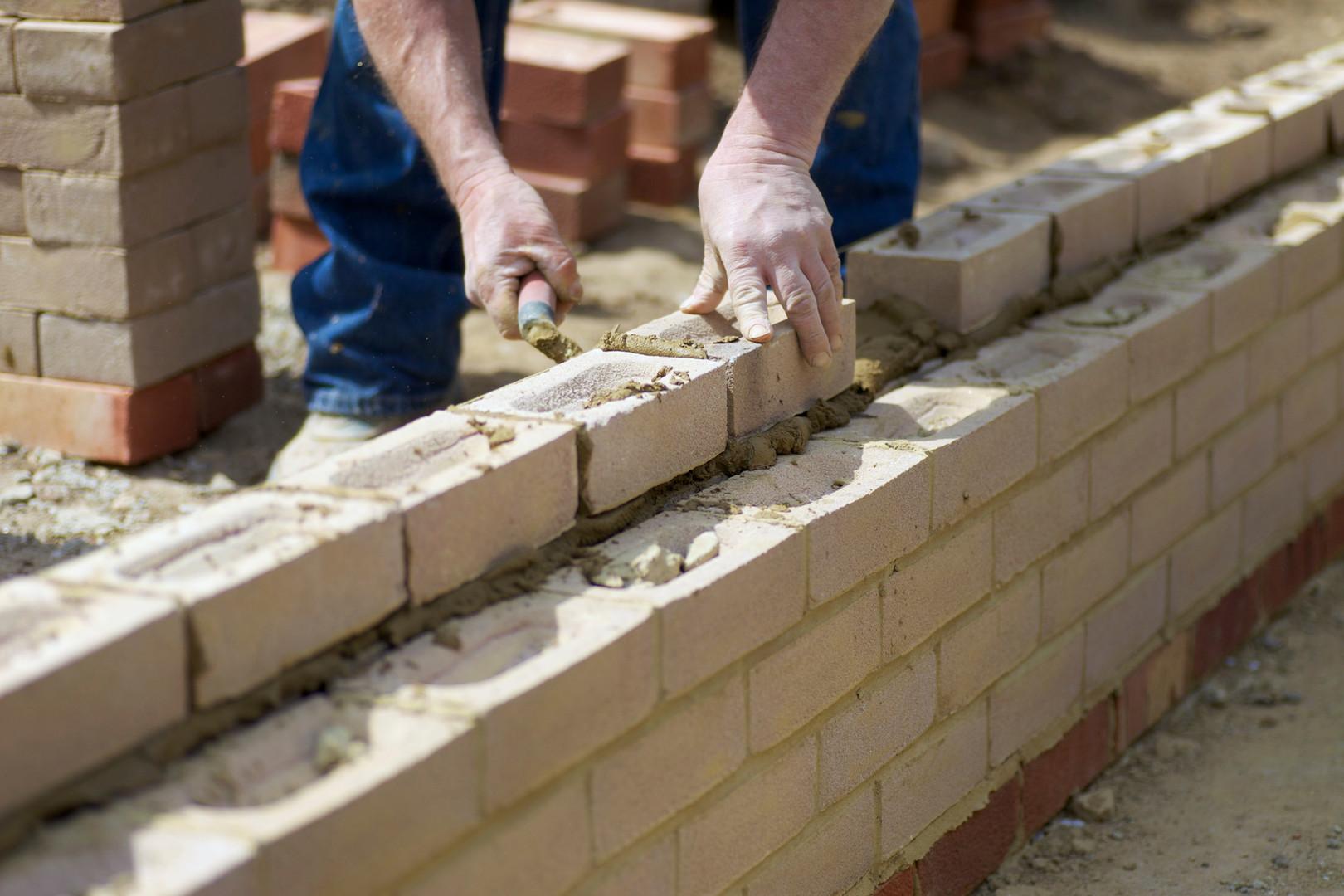 Stenar med cement