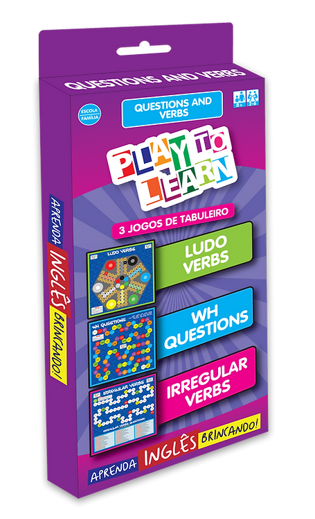 Jogo Questions and Verbs