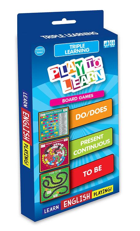 Jogo Triple Learning