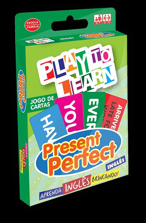 Jogo do Present Perfect