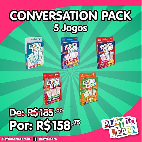 Promoção Conversation Pack