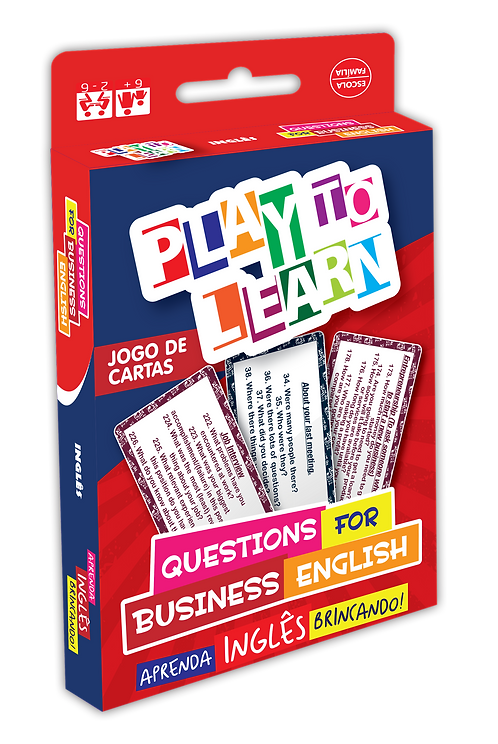 Jogo Questions for Business English