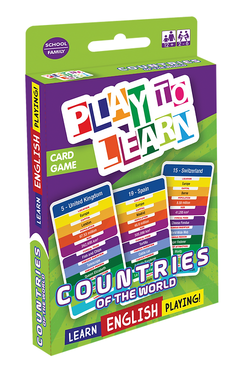 JOGO COUNTRIES OF THE WORLD