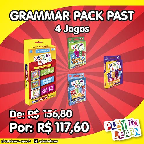 Promoção Grammar Pack Past