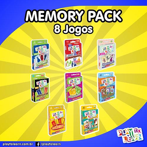 Promoção Memory Pack