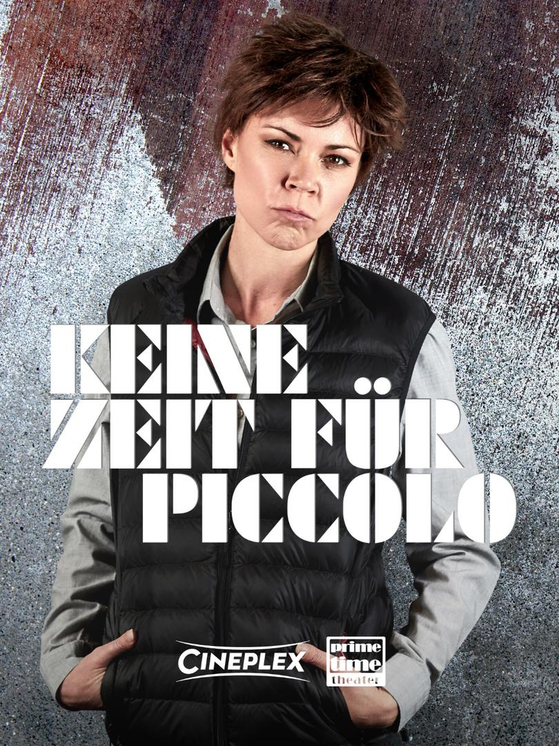 Plakat-Keine-Zeit-Für-Piccolo-GWSW-127-Prime Time Theater-Lucy
