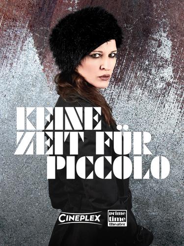 Plakat-Keine-Zeit-Für-Piccolo-GWSW-127-Prime Time Theater-Galine