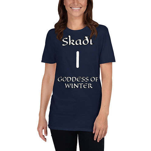 Skadi - Short-Sleeve Unisex T-Shirt