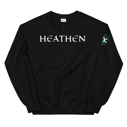 'Heathen' Unisex Sweatshirt