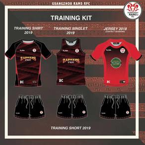 REMINDER!! Training Kit on Training Days!
