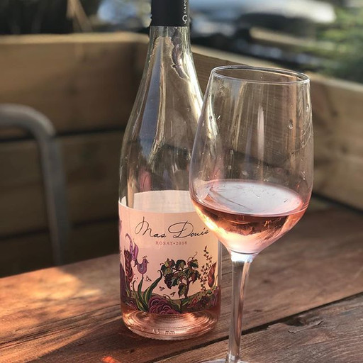 Perfect evening for Rose #fridayfeeling