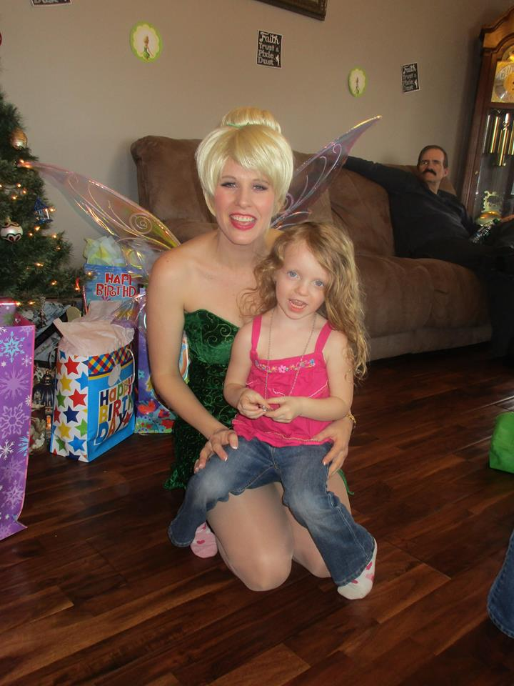 Tinkerbell Pixie Hollow Party Ideas