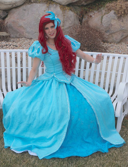 Part of Your World Princess Parties