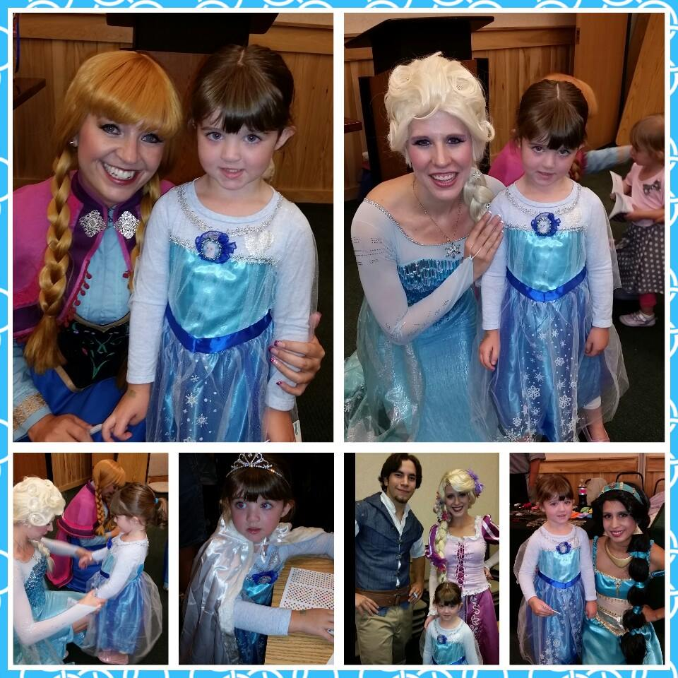 Free princess event cabbalas Utah