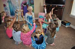 Hire queen Elsa in Utah
